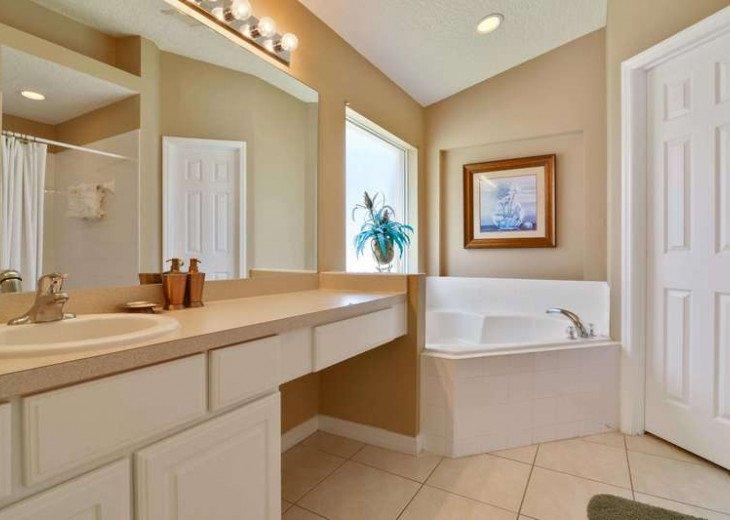 4 Bed 3 Bath Shooting Star Emerald Island Resort Pool, Spa And Gameroom Home #3