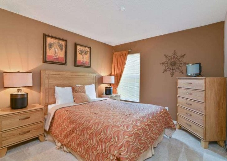 4 Bed 3 Bath Shooting Star Emerald Island Resort Pool, Spa And Gameroom Home #13