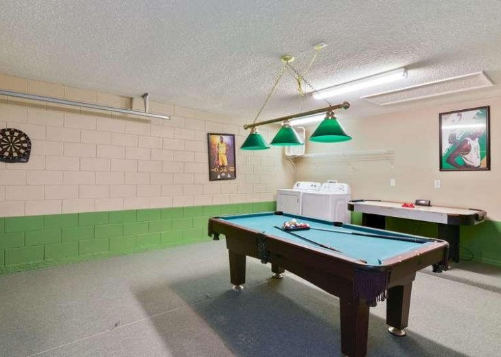 4 Bed 3 Bath Shooting Star Emerald Island Resort Pool, Spa And Gameroom Home #9