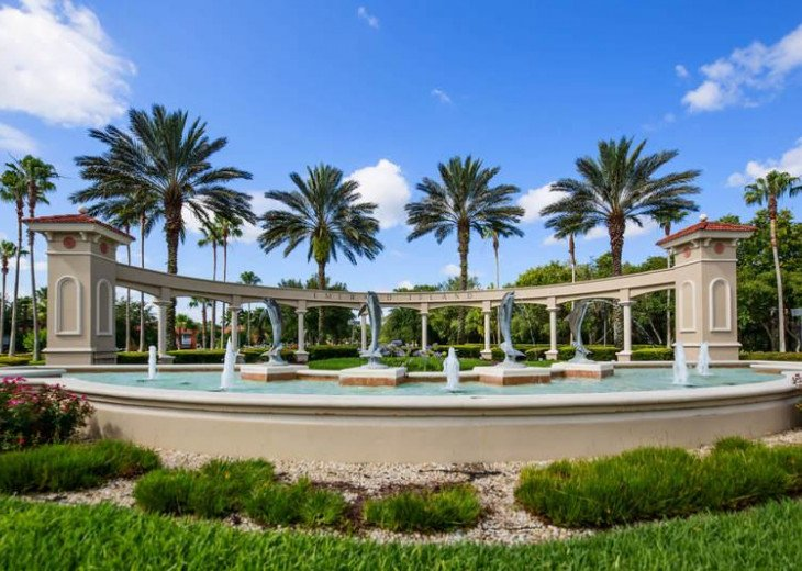 4 Bed 3 Bath Shooting Star Emerald Island Resort Pool, Spa And Gameroom Home #16