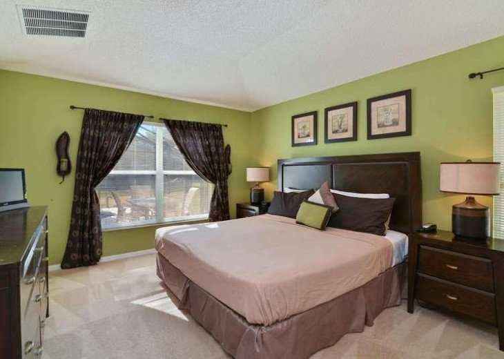 4 Bed 3 Bath Shooting Star Emerald Island Resort Pool, Spa And Gameroom Home #7