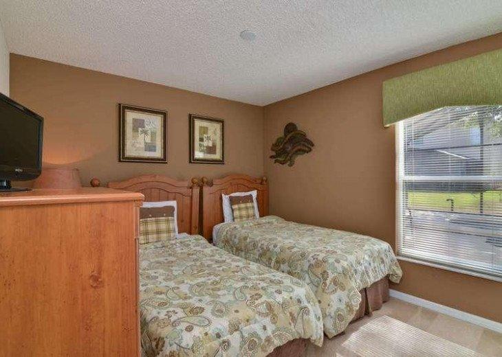 4 Bed 3 Bath Shooting Star Emerald Island Resort Pool, Spa And Gameroom Home #12