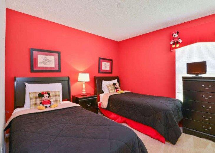 4 Bed 3 Bath Shooting Star Emerald Island Resort Pool, Spa And Gameroom Home #15