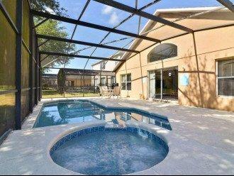 4 Bed 3 Bath Shooting Star Emerald Island Resort Pool, Spa And Gameroom Home #1