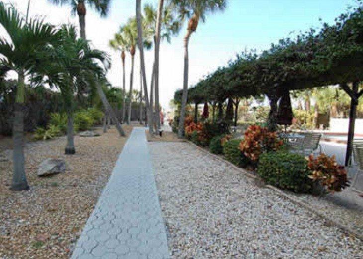 SIESTA KEY #1 voted Beach in America- property right on Siesta Key Beach #12