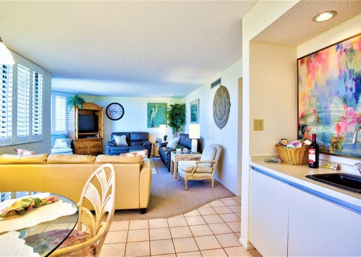 SIESTA KEY #1 voted Beach in America- property right on Siesta Key Beach #80