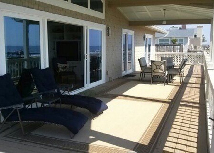 Family Friendly, Beachfront, Private Boardwalk-Only 50 ft to beach, Great View! #24