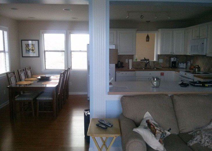 Family Friendly, Beachfront, Private Boardwalk-Only 50 ft to beach, Great View! #7