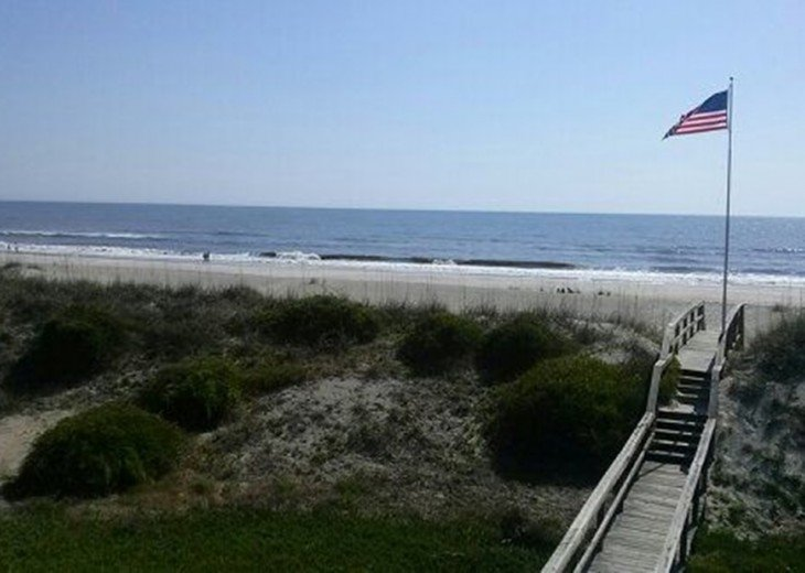 Family Friendly, Beachfront, Private Boardwalk-Only 50 ft to beach, Great View! #21