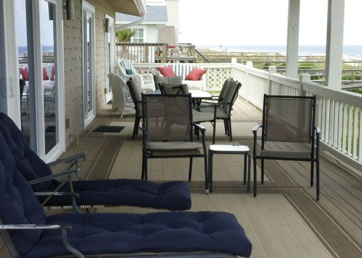 Family Friendly, Beachfront, Private Boardwalk-Only 50 ft to beach, Great View! #20