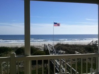 Family Friendly, Beachfront, Private Boardwalk-Only 50 ft to beach, Great View! #1