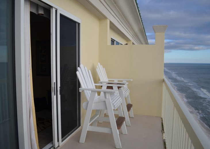 *Top Floor View*Beach Service*Wi-Fi*Cozey & Inviting*A Second Home for All!* #18