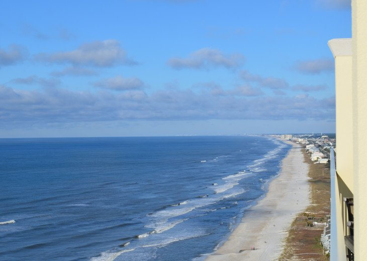 *Top Floor View*Beach Service*Wi-Fi*Cozey & Inviting*A Second Home for All!* #15