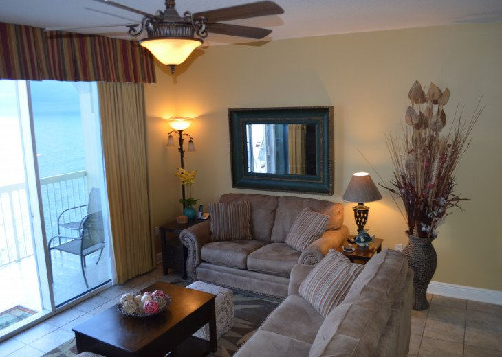 *Top Floor View*Beach Service*Wi-Fi*Cozey & Inviting*A Second Home for All!* #4