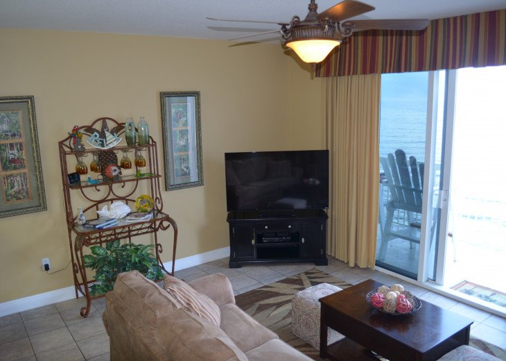 *Top Floor View*Beach Service*Wi-Fi*Cozey & Inviting*A Second Home for All!* #5