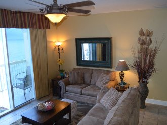 *Top Floor View*Beach Service*Wi-Fi*Cozey & Inviting*A Second Home for All!* #1