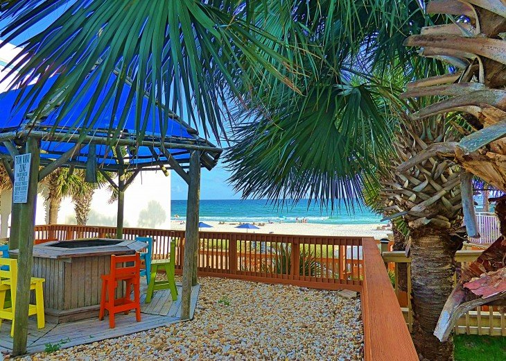 Pet Friendly Ground Level Walk Out to the Beach HotTub WIFI Pool BBQ #2