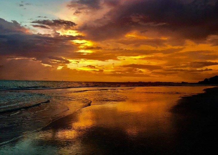Beachfront Siesta Key, FL.- 3 Bedroom Private Home W/Full Gulf Views! #44