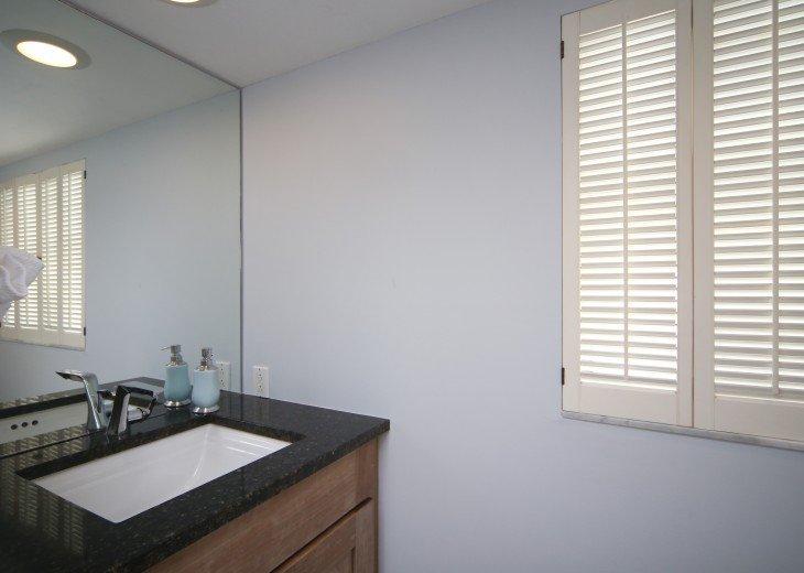 Main floor- powder or 1/2 bathroom.