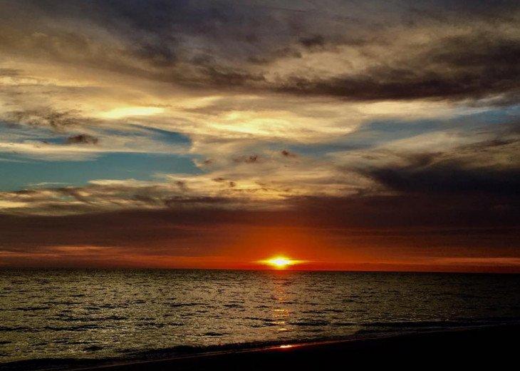 Beachfront Siesta Key, FL.- 3 Bedroom Private Home W/Full Gulf Views! #43