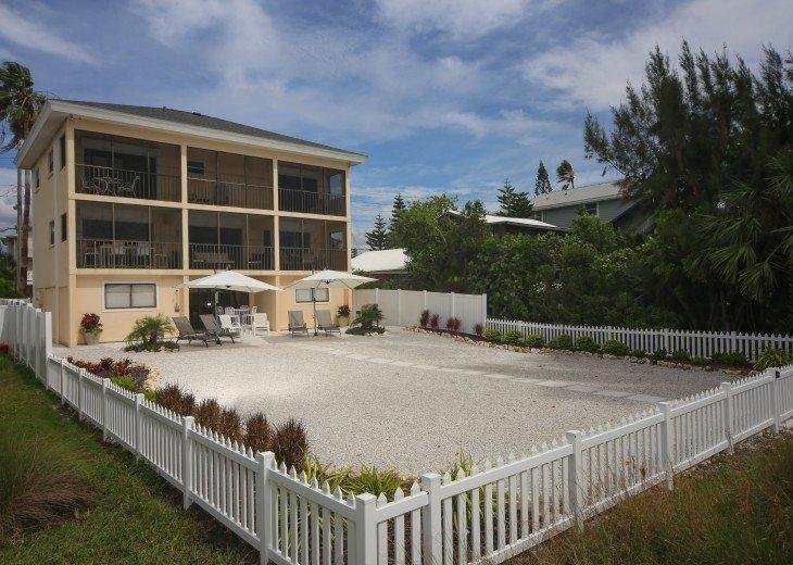 Siesta Key Beachfront 3 Bedroom Private Home W/Full Gulf Views! #34