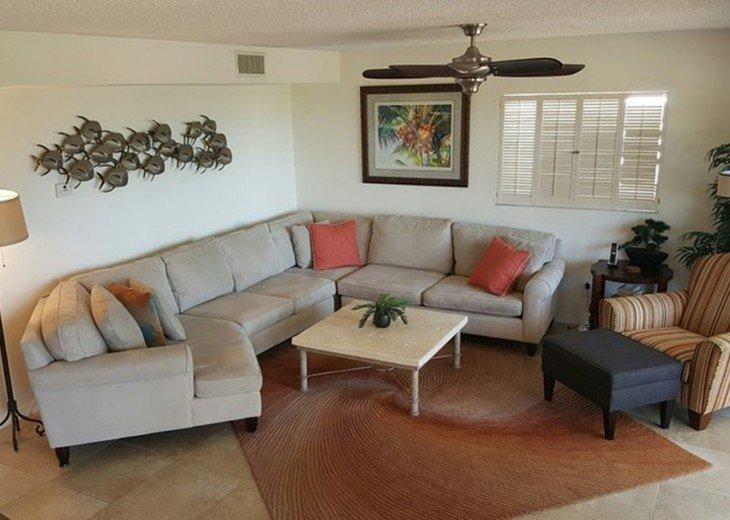 Siesta Key Beachfront 3 Bedroom Private Home W/Full Gulf Views! #12
