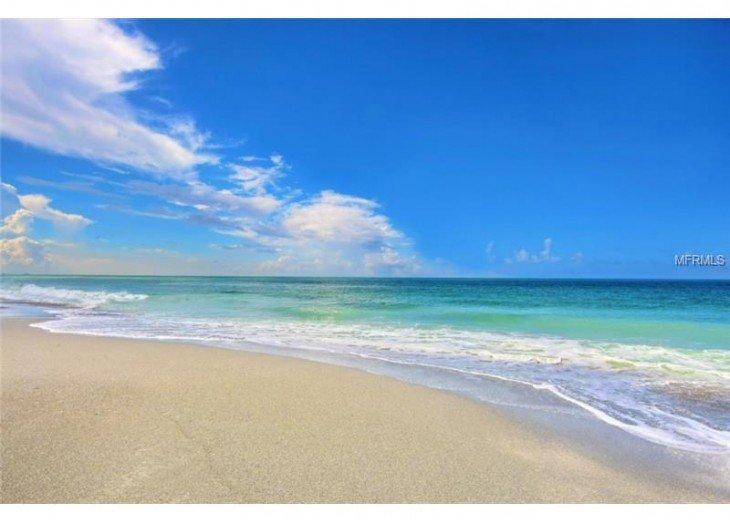 Siesta Key Beachfront 3 Bedroom Private Home W/Full Gulf Views! #17