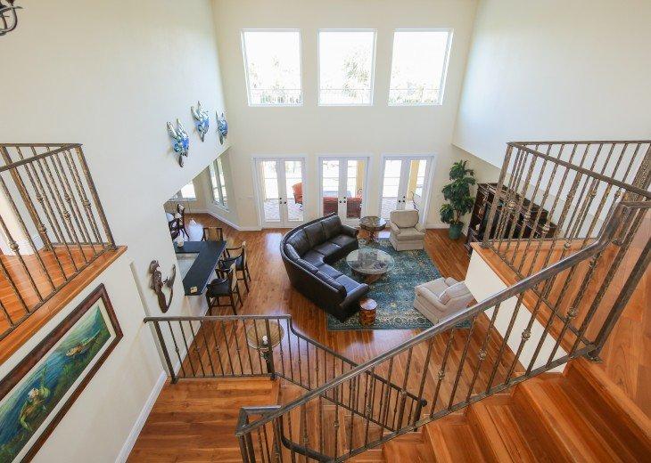 Luxury Siesta Key 4 bedroom Waterfront Home Only 5 minutes walk to Siesta Beach! #44