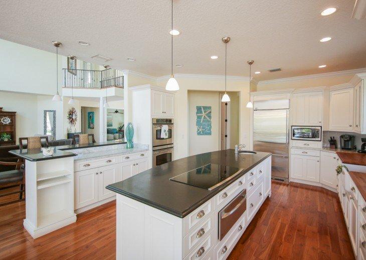 Luxury Siesta Key 4 bedroom Waterfront Home Only 5 minutes walk to Siesta Beach! #14
