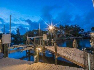 Luxury Siesta Key 4 bedroom Waterfront Home Only 5 minutes walk to Siesta Beach! #1