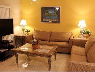 Luxury 4 BR Gated Villa 5 Miles to Disney WiFi #1
