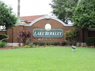 Stunning lake view villa with own South facing pool. On gated Resort near Disney #1
