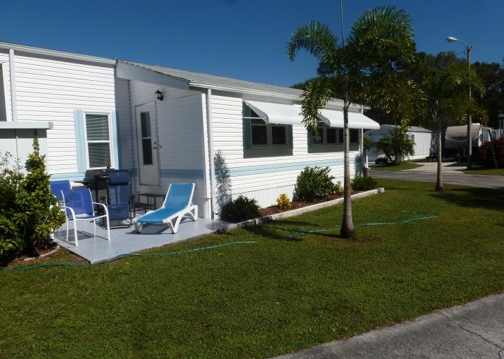 Manufactured Home in a nice 55+ Park, 5 miles from Gulf Coast #2