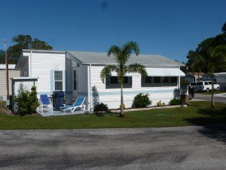 Manufactured Home in a nice 55+ Park, 5 miles from Gulf Coast #1
