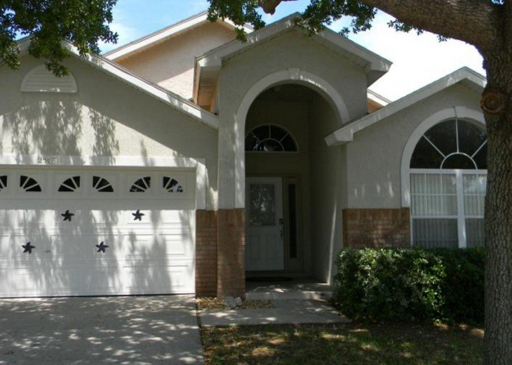 The Five Star Villa (Near Disney) #1