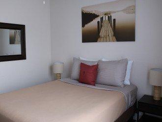 Bedroom 3 - Queen Bed, closet