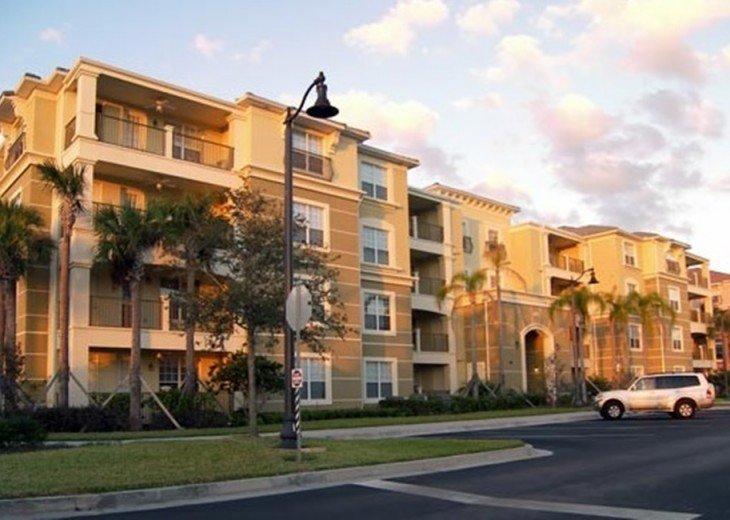 Antiqua Cay Orlando 3 large beds Luxury Condo #9