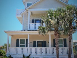 Jewel by the Sea, Sleeps 18, Gulf Views, Private Heated Pool