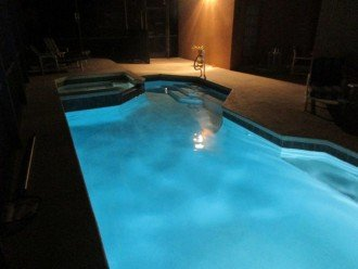 4 Bedroom 3 Bathroom, south facing pool with spa & games room, WIFI and phone #1