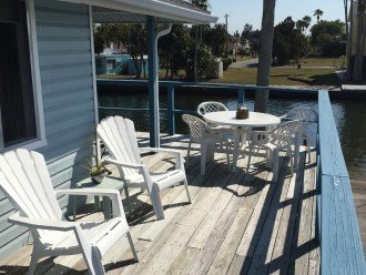 Gulf front home with wrap around deck #1