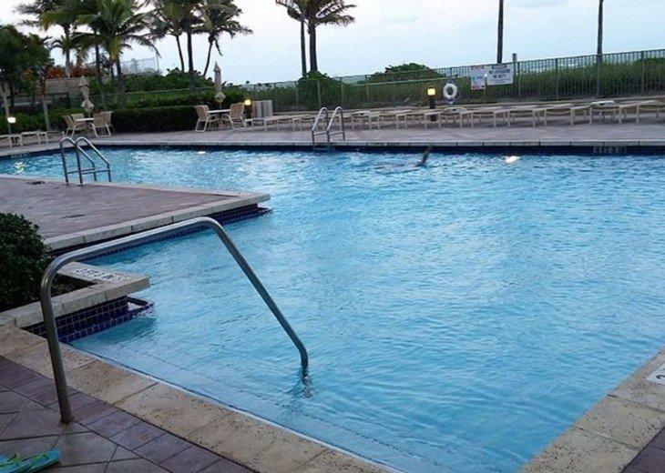 Beachfront Luxury at 2080 Ocean Drive #13