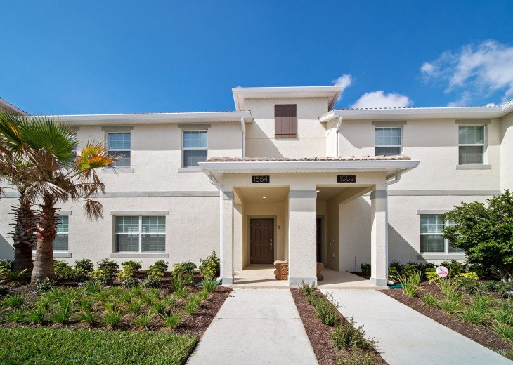 Champions Gate 4 Br Townhome features exceptional golf course and resort #2