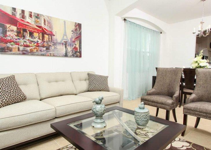 6 Bedroom 5.5 Bedroom Luxury Vacation Home In Solterra Resort #6
