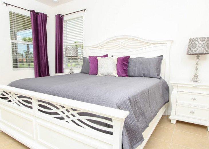6 Bedroom 5.5 Bedroom Luxury Vacation Home In Solterra Resort #12
