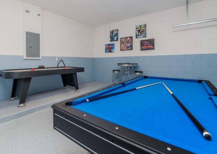 6 Bedroom 5.5 Bedroom Luxury Vacation Home In Solterra Resort #23