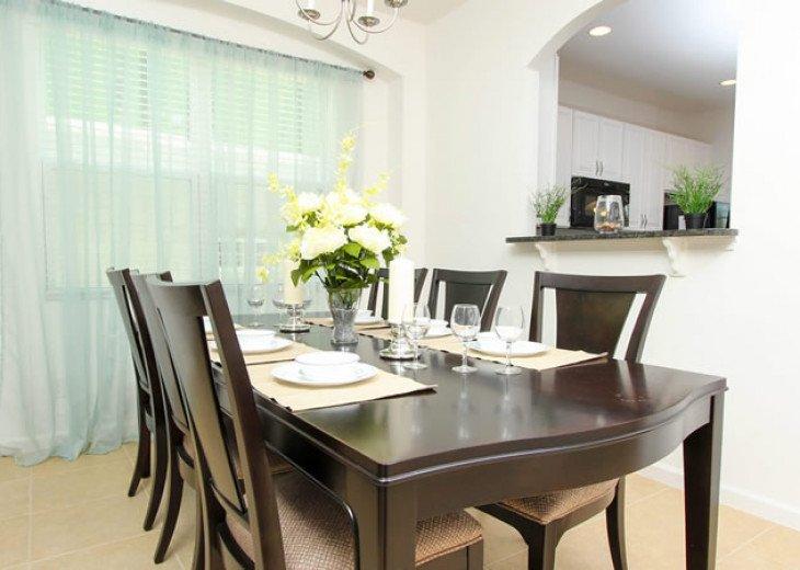 6 Bedroom 5.5 Bedroom Luxury Vacation Home In Solterra Resort #5