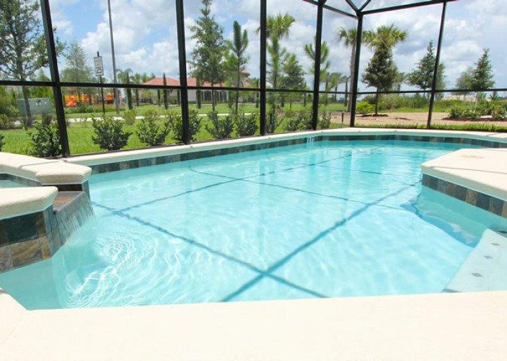 6 Bedroom 5.5 Bedroom Luxury Vacation Home In Solterra Resort #25