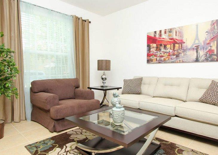 6 Bedroom 5.5 Bedroom Luxury Vacation Home In Solterra Resort #9