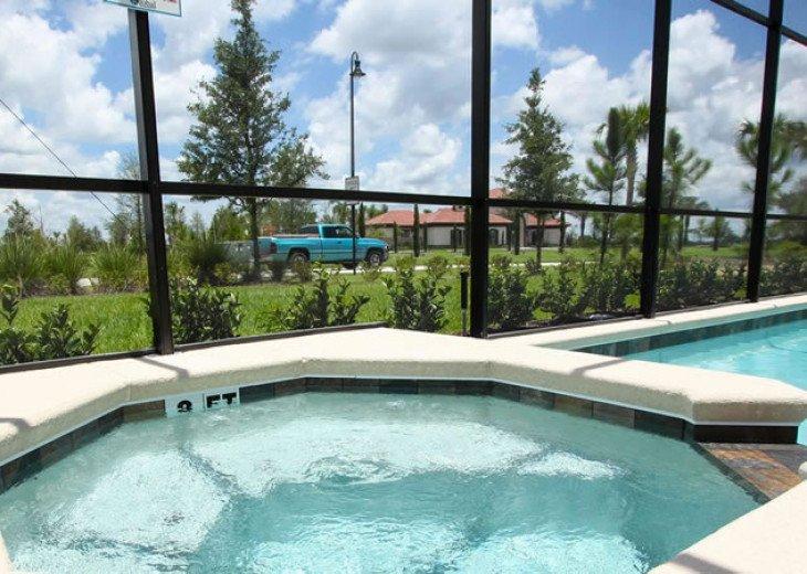 6 Bedroom 5.5 Bedroom Luxury Vacation Home In Solterra Resort #26