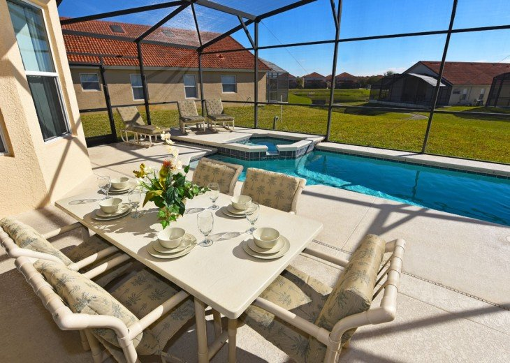 FREE Pool/Spa heat for Jan! 5 br home located in Aviana w/ game room #24